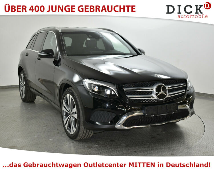 Mercedes-Benz GLC350d 4Mat 9G Exclusiv AMG Line COMAND+LED+20""