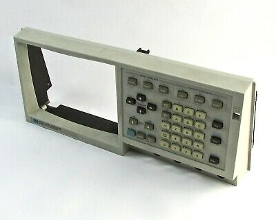 Hp Agilent 1630a Logic Analyzer Front Face Plate Control Panel