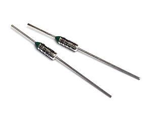 5pc Microtemp Thermal Cutoffs Fuse G4A00 098℃ 098C 098 98 10A 250V EMERSON USA