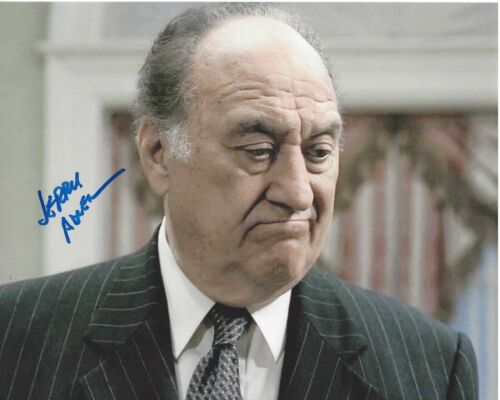 ACTOR JERRY ADLER SIGNED 'THE SOPRANOS' 8x10 PHOTO C w/COA HESH RABKIN