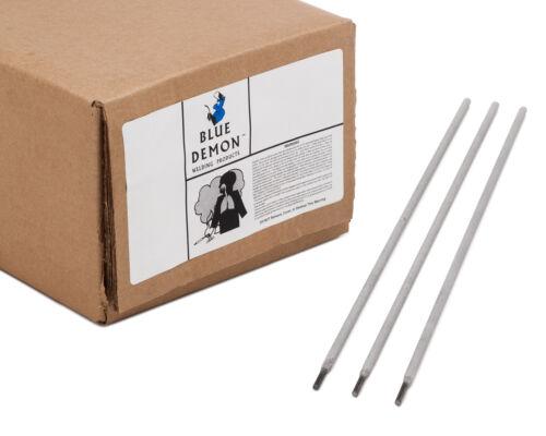 "E6011 3/32"" Steel Welding Electrode 50 lb Carton Blue Demon"