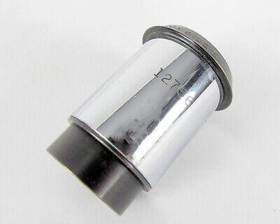 Bausch Lomb 12756 Microscope Eyepiece 10x Wide F