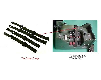 Star Dynamic Military Field Telephone Set TA-838A/TT Tie Down Strap