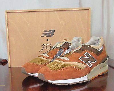 quality design b2cdc 252e1 Мужская повседневная обувь J CREW X NEW BALANCE 997 BUTTERSCOTCH W/ WOODEN  BOX