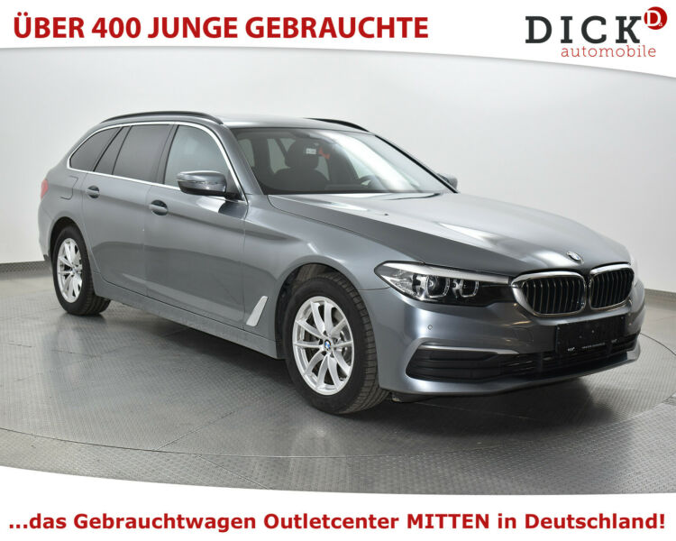 BMW 520d G31 Tour Aut. PANORAMA+NAVI+LED+SHZ+PDC+MFL