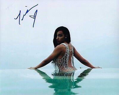 Gfa Sexy Singer 2 On   Tinashe   Signed Autograph 8X10 Photo Proof Ad2 Coa