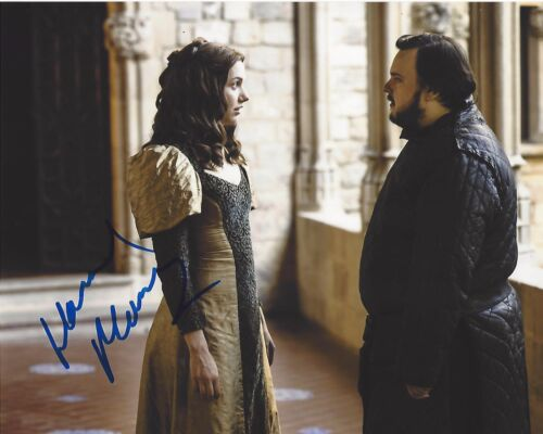 ACTRESS HANNAH MURRAY SIGNED GAME OF THRONES 8x10 PHOTO B W/COA GILLY DETROIT