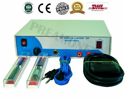 Diathermy Coagulator Mini For Controlling Wet-field Bipolar Coagulator Unit Nbhb