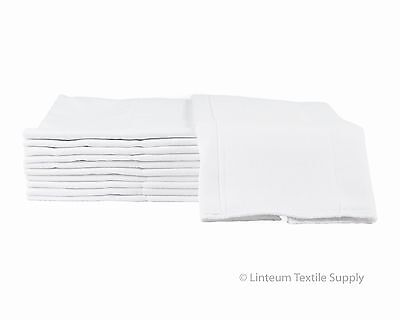 12-PACK 2-Ply Prefold REUSABLE BIRDSEYE CLOTH BABY DIAPER Washable Infant Diaper