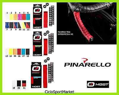 Nastro manubrio PINARELLO MOST 2018 Coprimanubrio bar tape per bicicletta STRADA