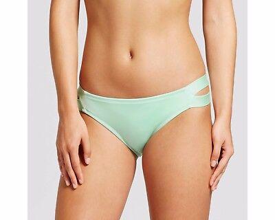 Mossimo Bikini Swimsuit - Women's Modern Double Strap Hipster Bikini Bottom - Mossimo Swimsuit