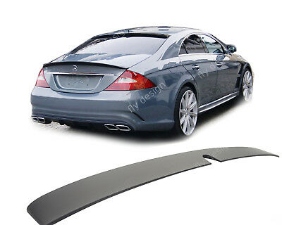 Mercedes CLS C219 W219 DACH Roof Typ L Sport Abrisskante hartes ABS tuning kit