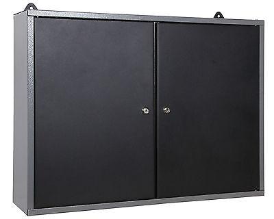Ondis24 Werkstattschrank Werkzeugschrank Werkstatt Werkschrank Metall schwarz