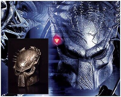 Predator Halloween Costume (Predator Mask Alien vs Predator AVP Warrior Cosplay Halloween Costume USA)