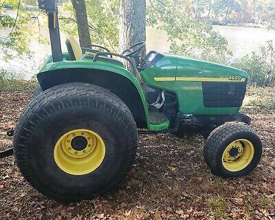 John Deere 4600 Diesel Farm Tractor Low Hours