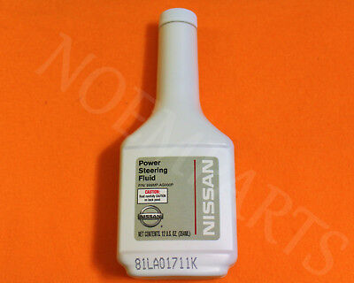 GENUINE Infiniti & Nissan Full Sythentic Power Steering Fluid -
