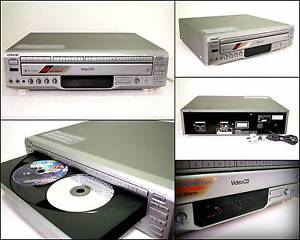 SONY MCE-C98K 5 Disc Video CD Karaoke Changer Player Melville Melville Area Preview