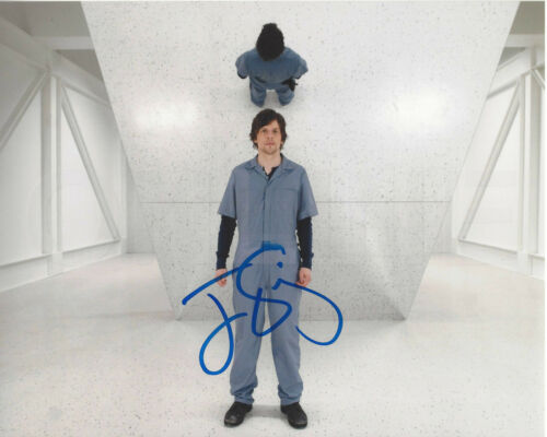 JESSE EISENBERG SIGNED AUTOGRAPH 'NOW YOU SEE ME' 8x10 PHOTO B w/COA ACTOR PROOF