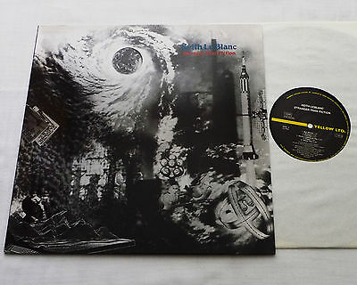 Keith LeBLANC Stranger than fiction GERMANY Orig LP YELLOW LTD.(1989) Indus