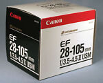 Canon EF 28-105mm USM Lenses - Official Product Codes!