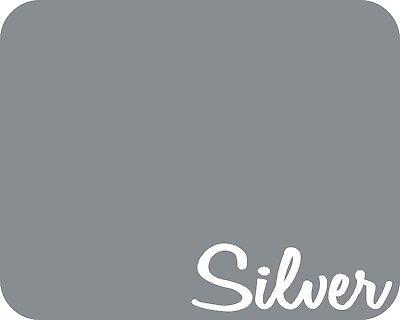 15 X 5 Yards - Stahls Fashion-lite Heat Transfer Vinyl Htv - Silver