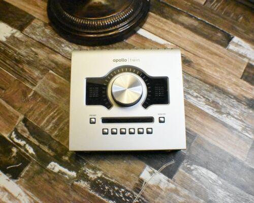 Universal Audio Apollo Twin DUO Thunderbolt Audio Interface