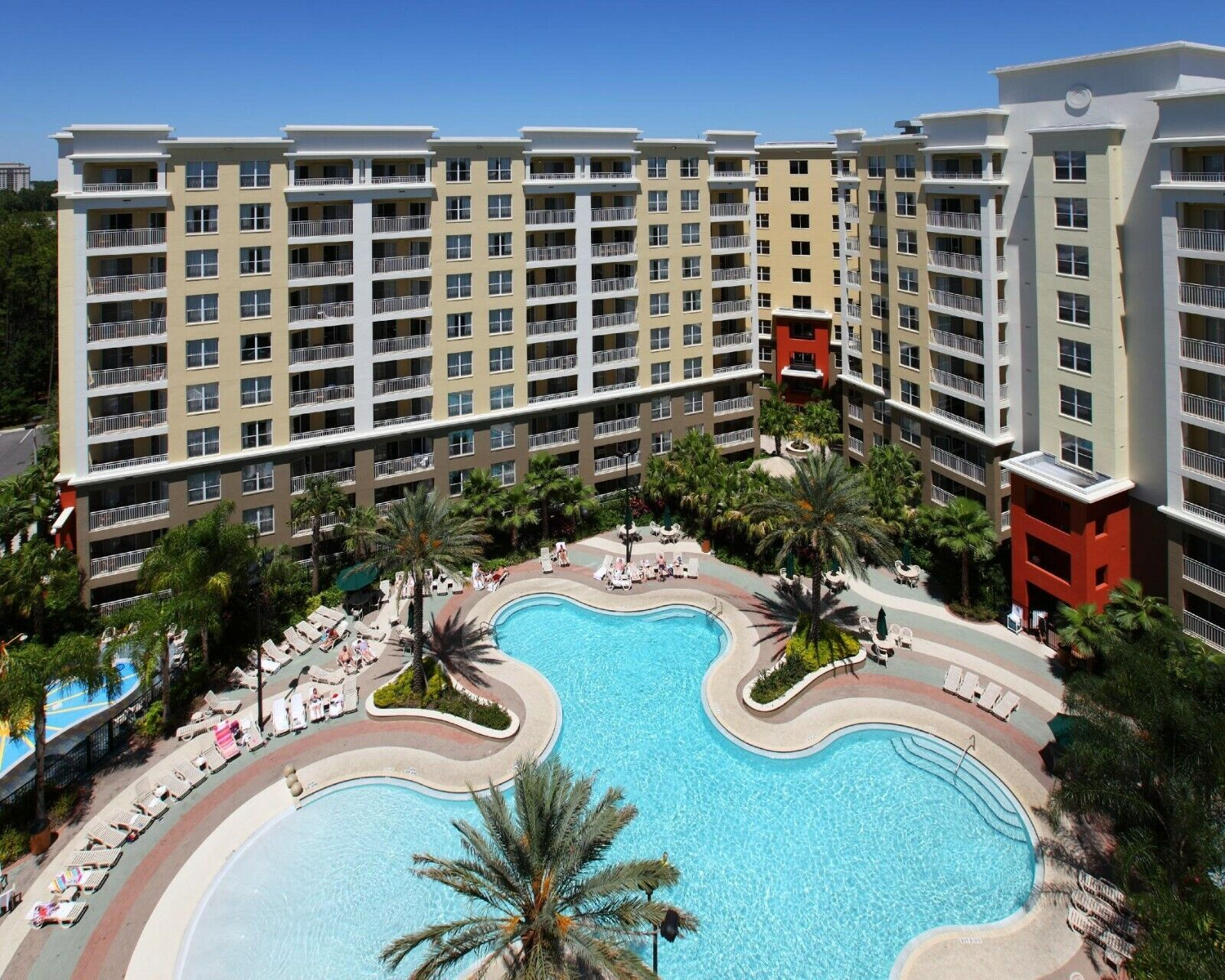 92,500 RCI POINTS VACATION VILLAGE AT PARKWAY KISSIMMEE FLORIDA TIMESHARE DEED - $9.50