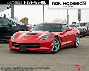 2015 Chevrolet Corvette 1LT PERM.EXHAUST/BOSE/LOW KM/MANUAL