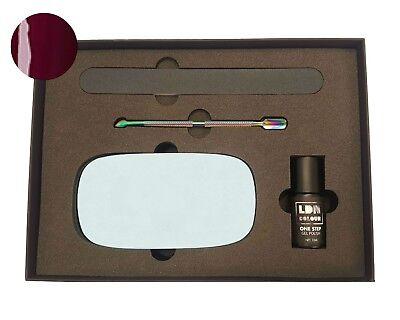 Gel Nail Kit - Raspberry Gel Polish Kit - The Best Gel Nail Starter