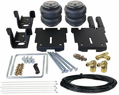 Install Brackets - Tow Assist Over Load No Drill Level Kit 2007-2018 Chevy 1500 Air Bag Suspension