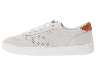 KEDS Damen Schuhe Low Retro Tennis Sneaker Match Point Suede White weiß 36 - 41 Weiße Keds Tennis-schuhe