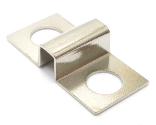 "Bocatech Terminal Strip Jumpers, #8 Ring, 1/2"" centers, wide notch, 50pcs"