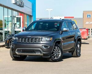 2019 Jeep Grand Cherokee LEATHER/ROOF/RMTSTART/LOADED/LOWKM