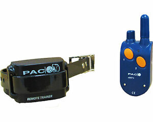 PAC NDXT+ 1 DOG WITH NEW EXC4  TRAINING COLLAR 1KM RANGE 90 HRS USB RECHARGEABLE