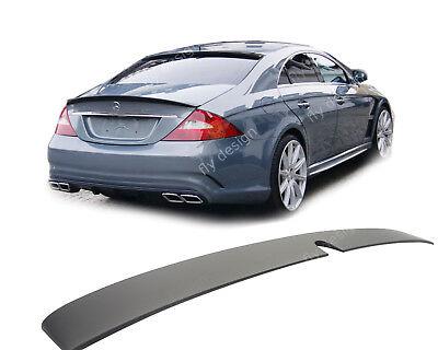Mercedes CLS C219 Dachspoiler Dachkantenspoiler Dach Roof Spoiler Heckflügel
