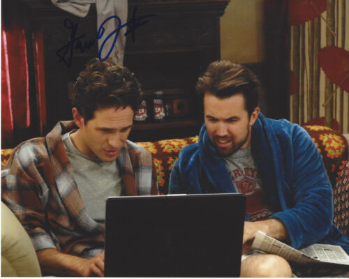 GLENN HOWERTON SIGNED IT'S ALWAYS SUNNY IN PHILADELPHIA 8x10 PHOTO B w/COA PROOF