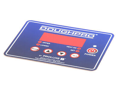 Doughpro Proluxe Odp1300 Overlay Digital Control Panel Oem Genuine Part