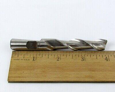 Hanita 3012 End Mill 2 Flute Total Length 4 Diameter 12