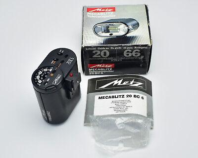 Вспышки Metz Mecabltitz Telecomputer 20 BC-6