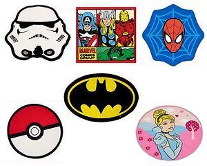 Super-heroe-amp-Disney-Princess-TV-caracteres-Dormitorio-Infantil-Decoracion-Forma