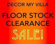 OUTDOOR FURNITURE FLOOR CLEARANCE SALE Quality W.Proof BERWICK Berwick Casey Area Preview