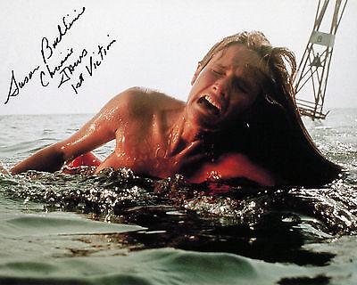 Susan Backlinie - Chrissie - Jaws - Signed Autograph REPRINT