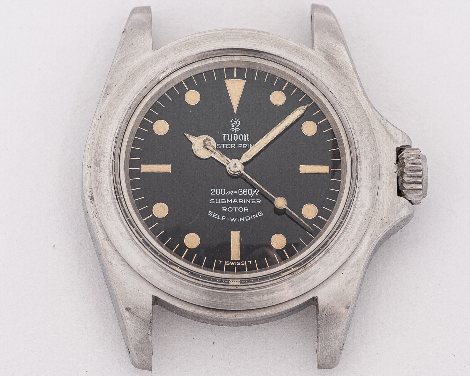 INCREDIBLE Vintage Tudor Oyster-Prince Submariner Ref. 7928 w/ NICE Glossy Dial! - watch picture 1