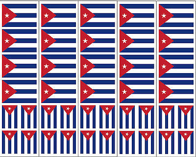 Beautiful Home Decor Ideas 40 Removable Stickers: Cuba Flag, Cuban Party Favors, Decals Mobile Home Decorating Photos