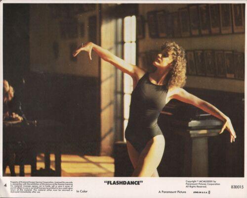 "JENNIFER BEALS in ""Flashdance"" - Original Vintage Photograph - 1983"