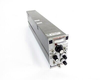 Unholtz-dickie Udco Model D22pmcs Charge Amplifier
