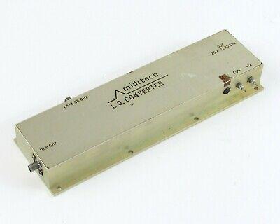 Millitech L.o. Converter Local Oscillator - 20.2-22.75 Ghz Output