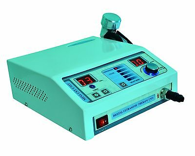 New Portable Ultrasound Therapy Machine Relief Therapy Chiropractic Unit Zf E7