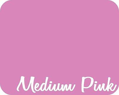 15 X 5 Yards - Stahls Fashion-lite Heat Transfer Vinyl Htv - Medium Pink