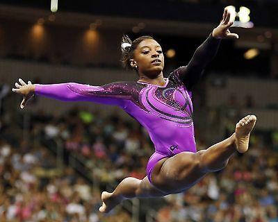 Simone Biles   Rio Womans Gymnastics 8 X 10 Glossy Photo Picture Image  2